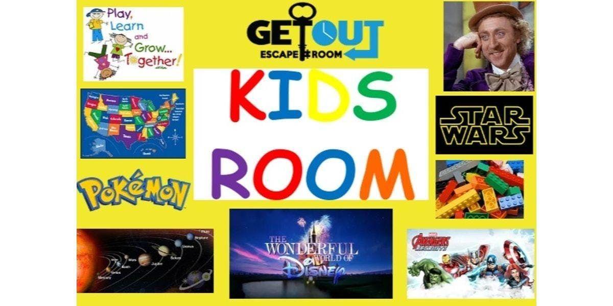 Kids Room (2019-12-10 starts at 1200 PM)