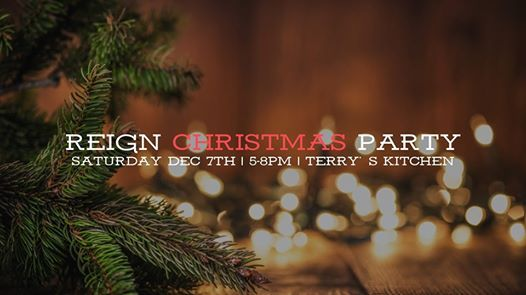 Reign Christmas Party 2019 At Terry S Kitchen Bellevue