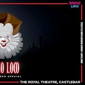 Bingo Loco Mayo - Sunday 27th Oct [Halloween Special]
