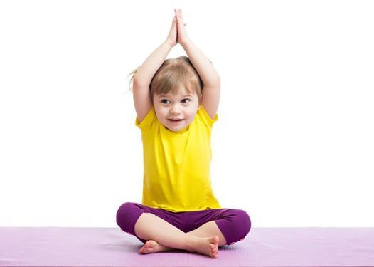 1 Day Toddler Yoga Course