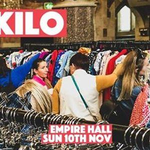Leicester Preloved Vintage Kilo
