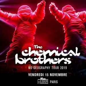 The Chemical Brothers live at La Seine Musicale Paris France