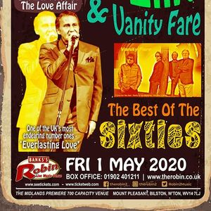 The Robin 2 presents Steve Ellis of Love Affair