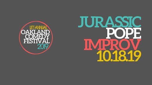 OCF Jurassic Pope Improv Comedy