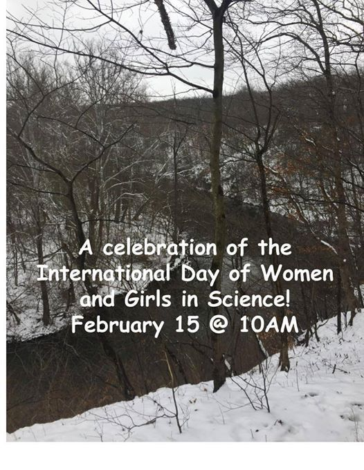 International Day of Women & Girls in Science Panel Discussion