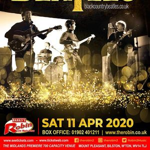 The Robin 2 presents The Black Country Beatles