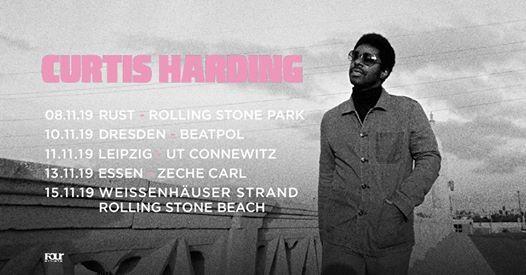 Curtis Harding I Leipzig - UT Connewitz