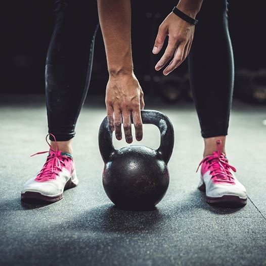 KettleBell strength Happy Hour with Katy