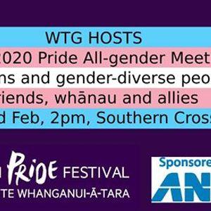 Pride all-gender meetup