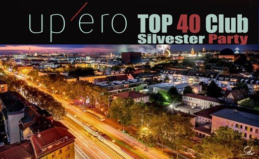 Upro TOP 40 Club Silvester-Party