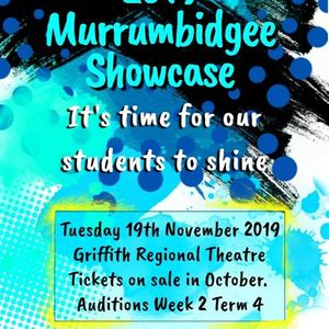 2019 Murrumbidgee Showcase