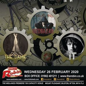 The Robin 2 presents The Dame It and Red Bazaar