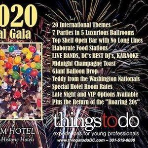 New Years Eve International Gala Celebration of Many Nations