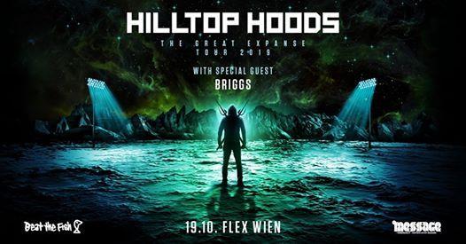 Hilltop Hoods  Wien - Sold Out