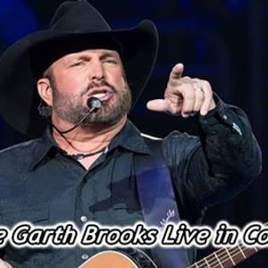 Garth Brooks in Knoxville
