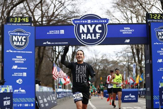 2020 United Airlines NYC Half