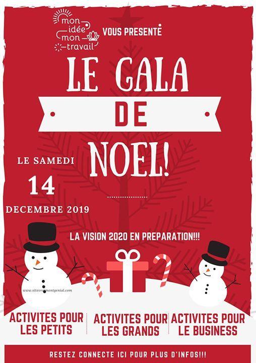 Le Gala De Noel 2019