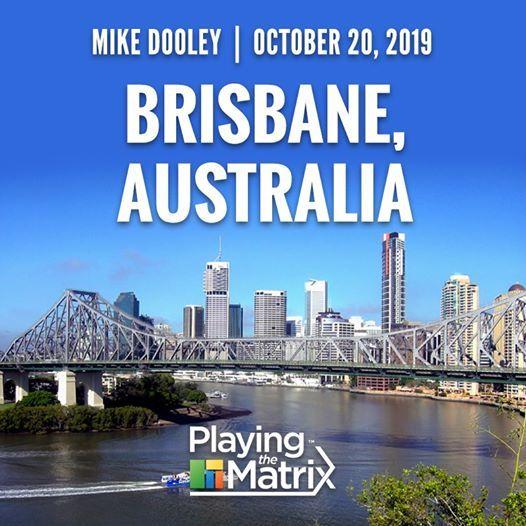 Playing the Matrix Brisbane