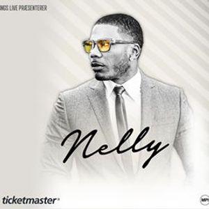 Nelly - 25. marts - Store Vega