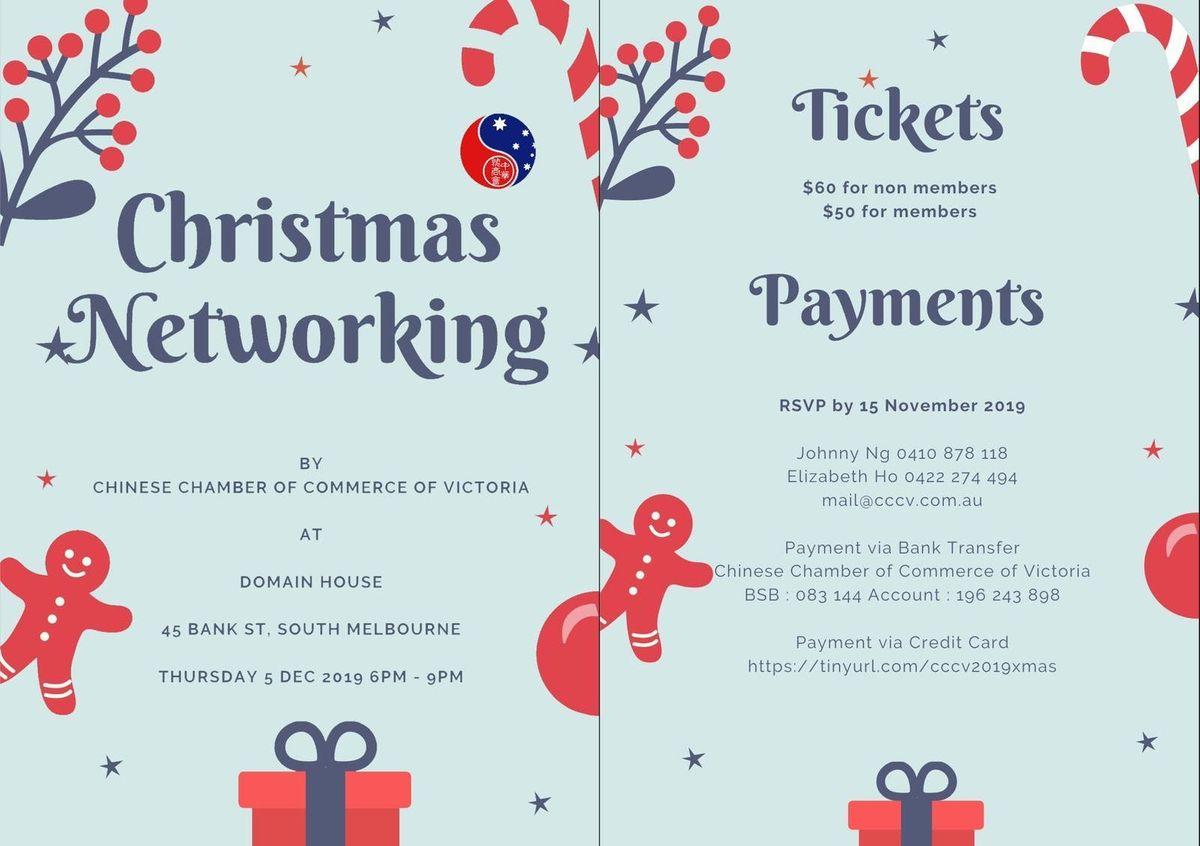 CCCV Christmas Networking Nite 2019