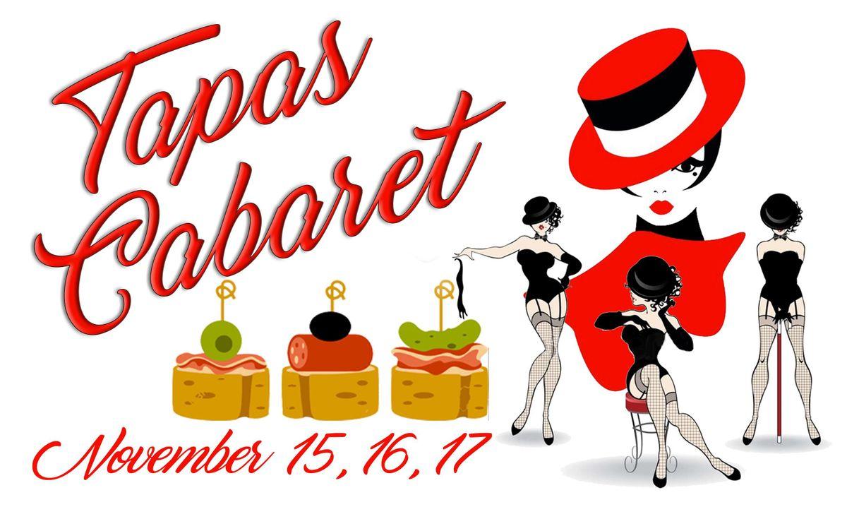 Ponchatoula Strawberry Festival 2020.Tapas Cabaret