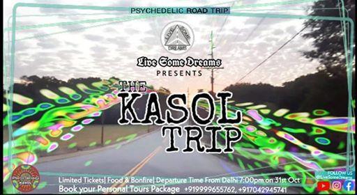 Kasol Road Trip