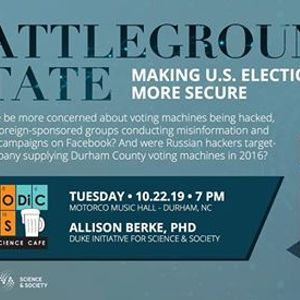 Battleground State Making US Elections More Secure