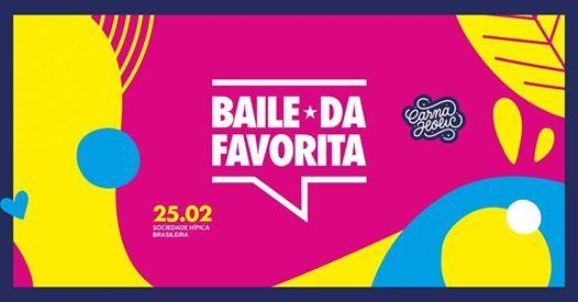 Baile da Favorita [Carnaholic  Rio de Janeiro]