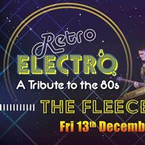 Retro Electro Xmas Show at The Fleece Bristol