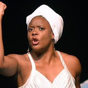 Festi Amiens Tout-monde  Portrait de Ludmilla en Nina Simone