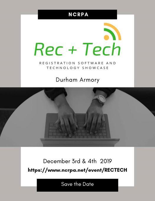 Registration Software & Technology Showcase - Durham