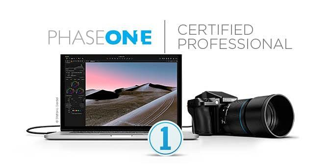 Phase One Certified Professional-2-Day Class - NYC April 8th & 9th 2020
