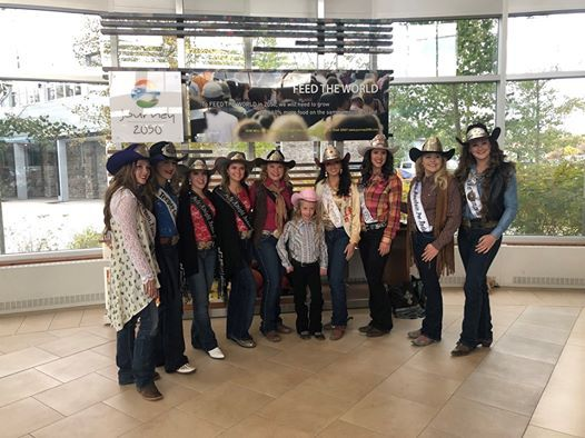 Rising Stars Rodeo Queen Competition  CFR46