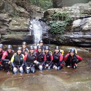 Womens Rainforest Canyon Adventure  Wednesday 15th Jan