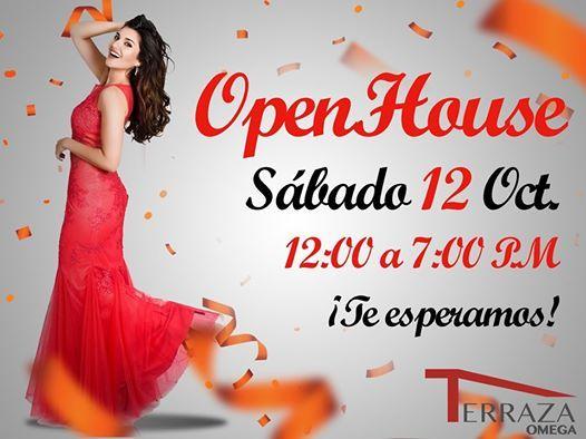 Open House Terraza Omega Irapuato