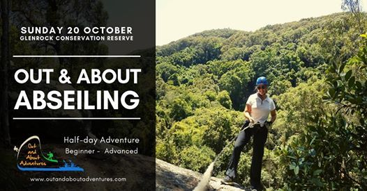Out & About Abseiling - Glenrock Conservation Area