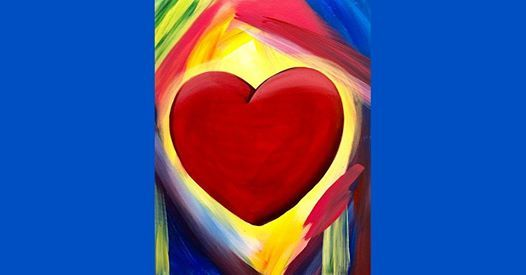 Heart  Public EVENT - BOOK NOW  29.99