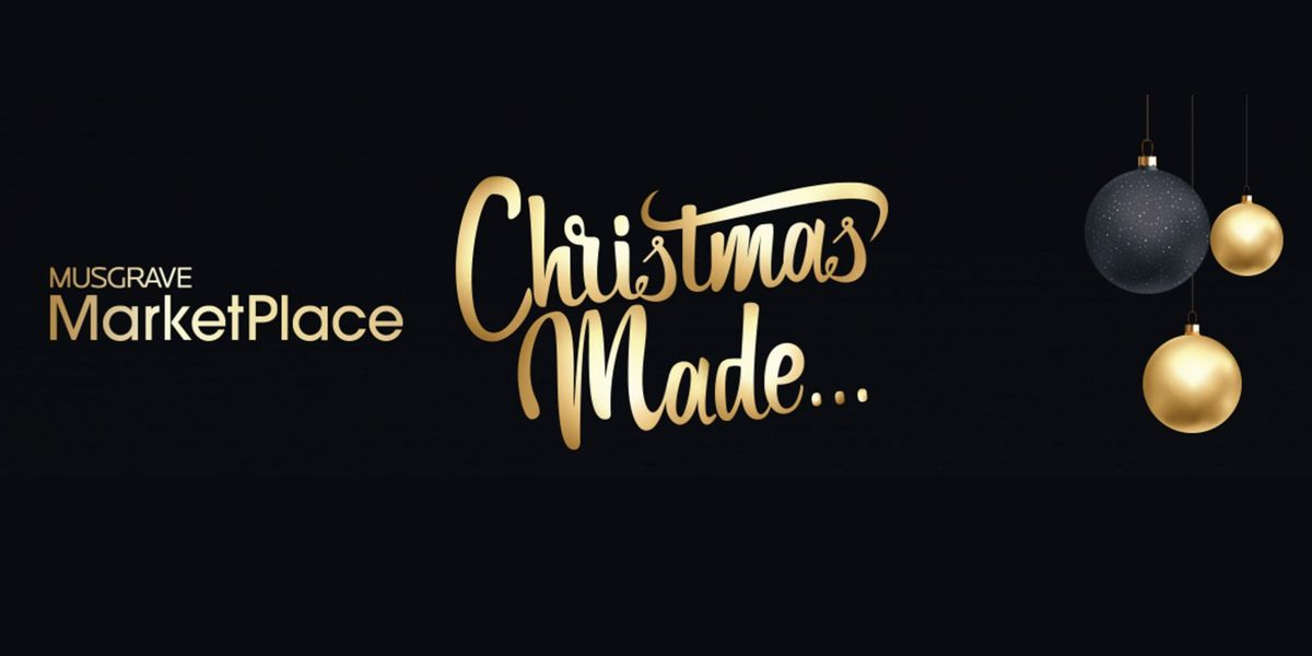 Musgrave MarketPlace Christmas Launch Event - Cork