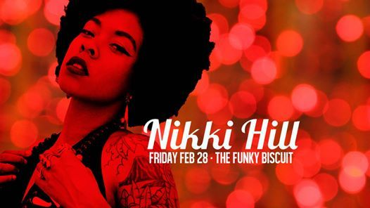 Nikki Hill at The Funky Biscuit