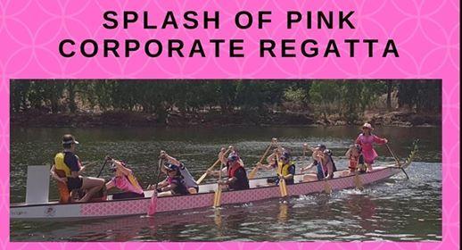 Splash Of Pink Corporate Regatta