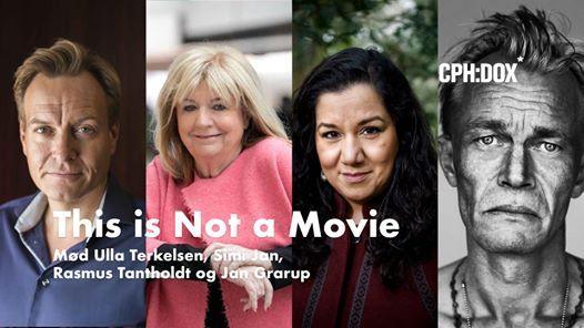 This is Not a Movie Md udenrigskorrespondenterne  CPHDOX