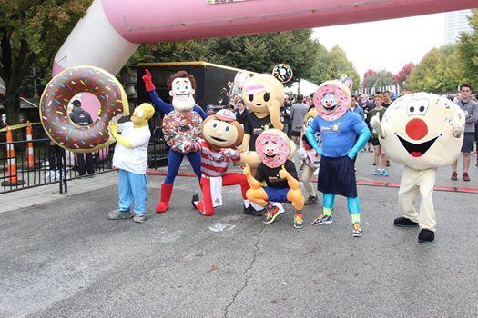 Columbus Donut Run 2019