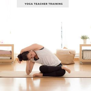 Teacher Training 50h El Asiento del Yin