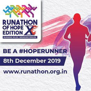 Runathon of Hope Edition 10
