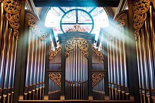 New Years Organ Concert