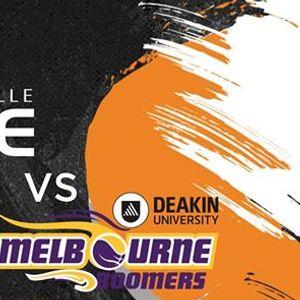 JCU Townsville Fire VS Melbourne Boomers