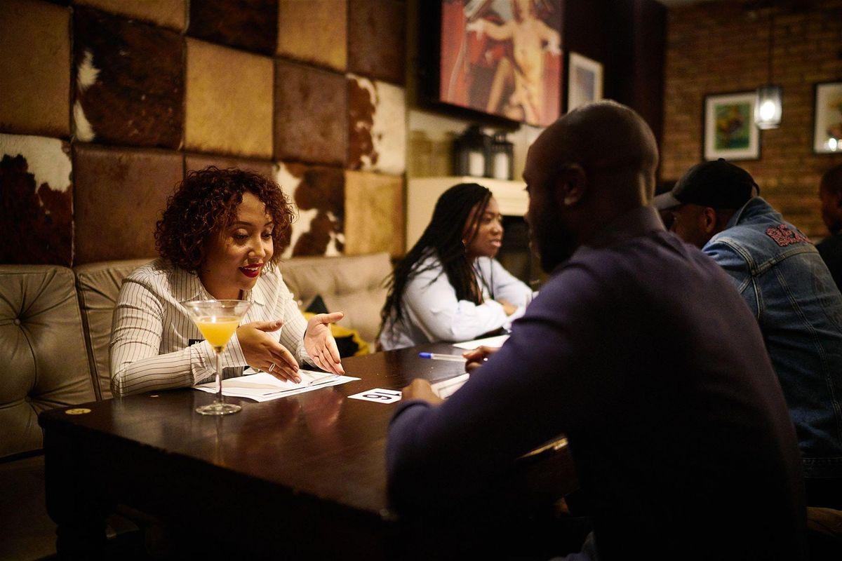 black dating events londra