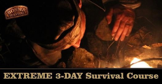 Extreme 3-Day Survival Course