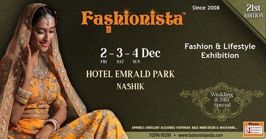 Fashionista Wedding Special Fashion-Lifestyle Exhibition Nashik