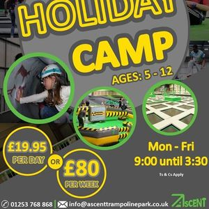 Ascent October Holiday Camp